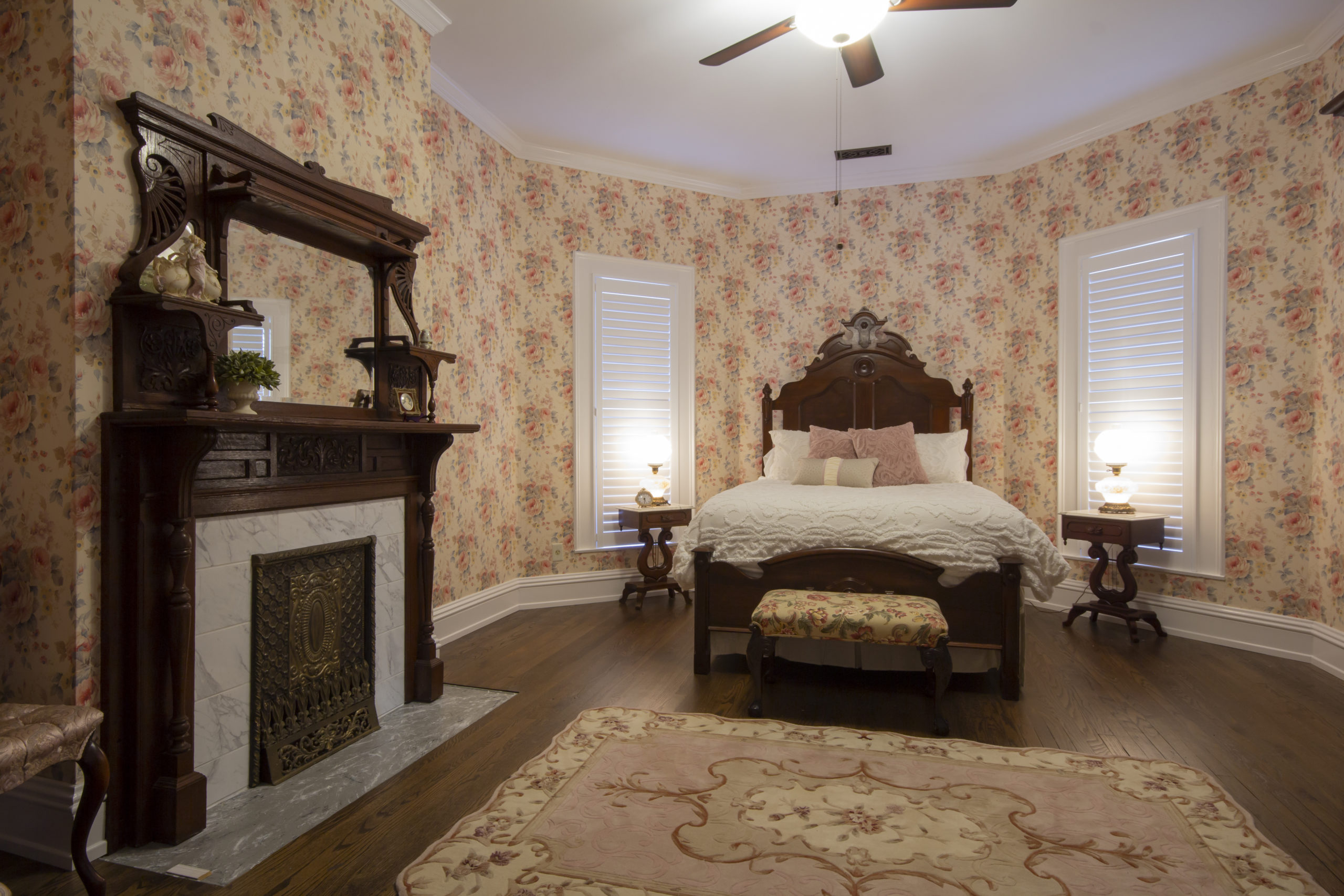 The Historic Belle Louise Bed & Breakfast Paducah, K